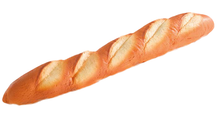 French Baguette Drawing Everyone Knows What a Baguette