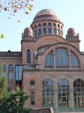 An UNESCO World Heritage Site, the modernista Hospital de Sant Pau is one of Barcelona's best kept secrets