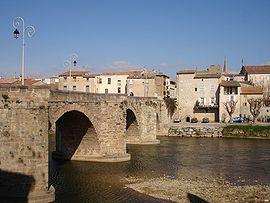 Limoux, Pont Neuf