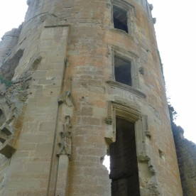 The original medieval tower was extended and embellished during the Renaissance.