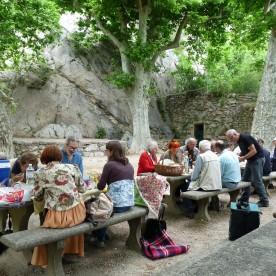 The picnic.