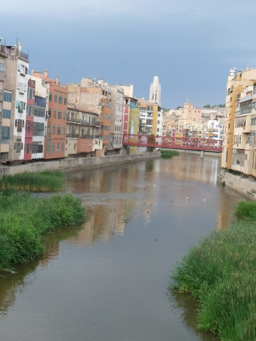 A first view of Girona