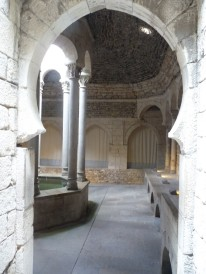 The Arab Baths.