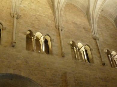 Inside Sant Feliu.