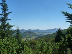 A hilltop panorama.