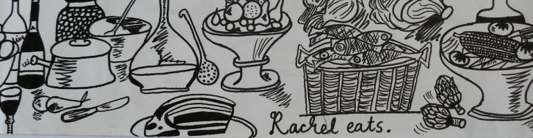 rachel eats