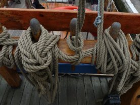 Ropes on the Matthew