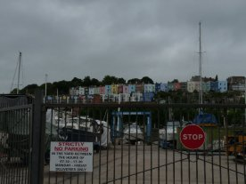 A working boatyard - Bristol beyond