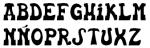 The Basque alphabet: thanks to Wikipedia
