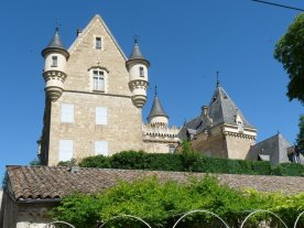 And another view of the Château