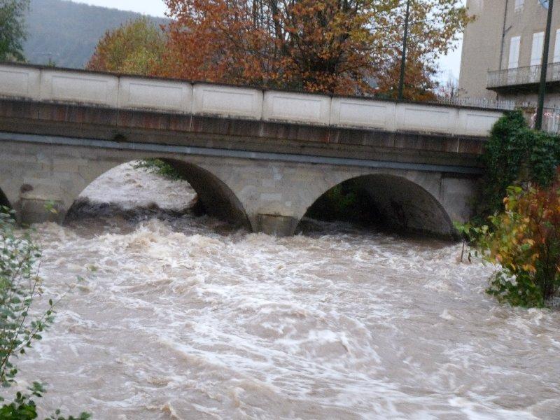 Bridge over the River Touyre