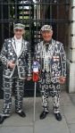A couple of more recent Pearly Kings