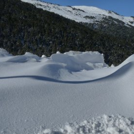Snowy Andorra