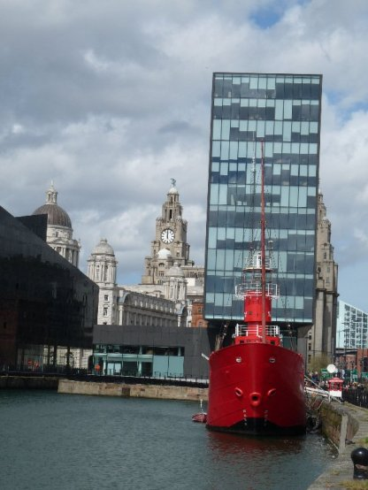 LV23 dwarfed by Liverpool old and new.