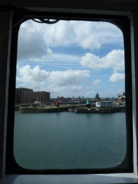 Another porthole view.