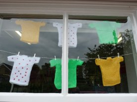 Tour de France fever hits the village shop....