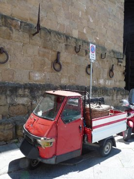 A little Lambretta van: Italy's answer to France's 2CV