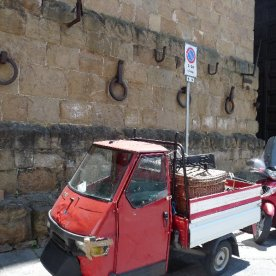 A little Lambretta van: Italy's answer to France's 2CV