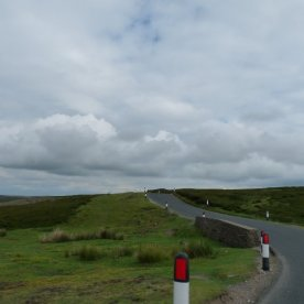 .... not over yet. Another moorland climb before Leyburn.