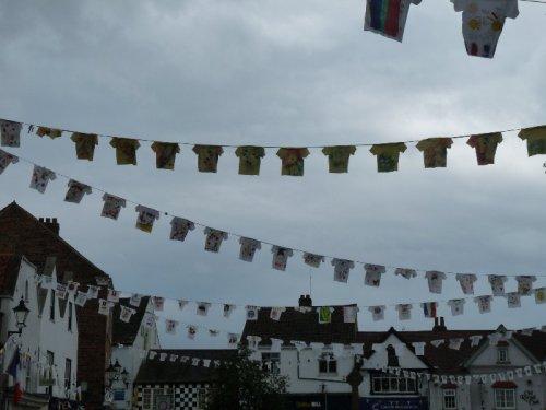 Knaresborough Market Place.