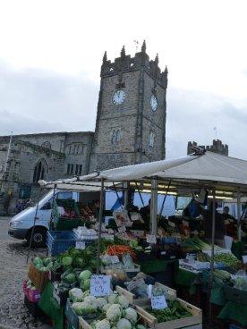 Vegetables at Richmond market.