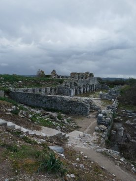 First view of Miletus