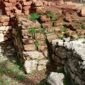 The oldest known fired bricks, some 3000 years BC.....