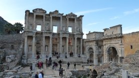 The astonishing Library of Celsus.