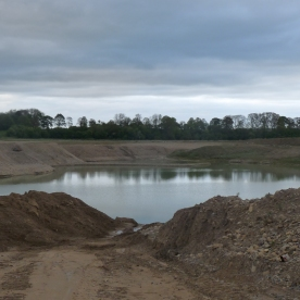 A working quarry......