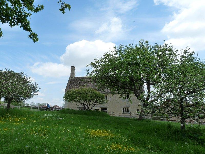 Woolsthorpe Manor.