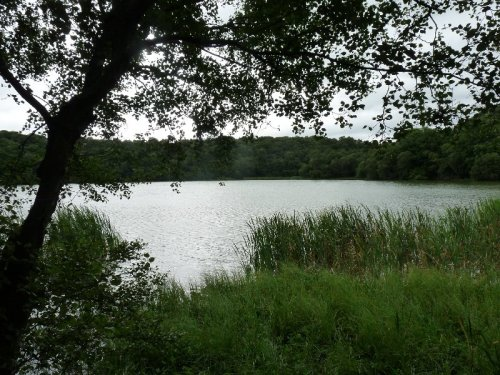 Lake Gormire.