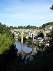 Knaresborough Viaduct.
