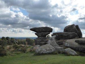 Brimham Rocks.