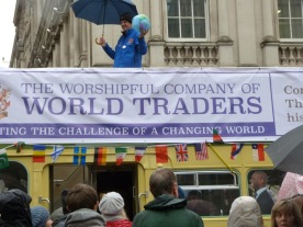 The Worshipful Company of World Traders.