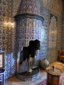 The Turkish room.