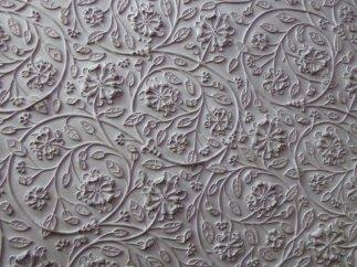 Plasterwork.