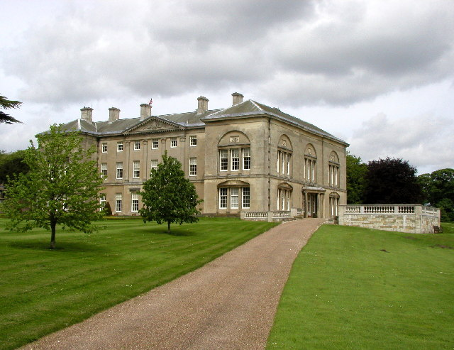 Sledmere House (Wikimedia Commons)
