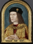 The earliest known portrait of Richard III (Wikimedia Commons)