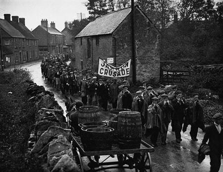 Jarrow March (BBC)