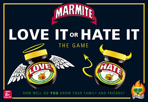 Marmite - the board game.