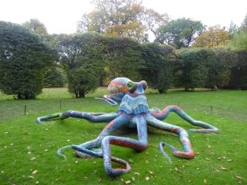Marialuisa Tadei's 'Octopus'.