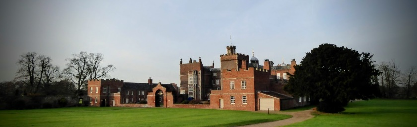 This is Burton Constable