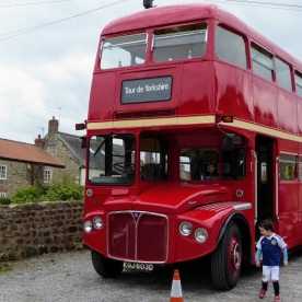 I'm sure this bus was at the Tour de France too.