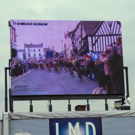 Le Tour reaches Ripon.