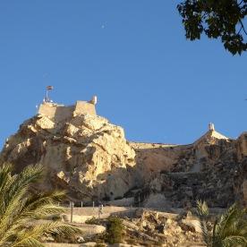Castle of Santa Bárbara, Alicante