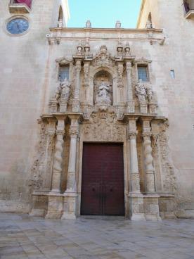 Basilica de Santa Maria, Alicante