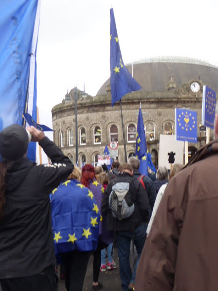 Leeds Recycling & March for Europe 057