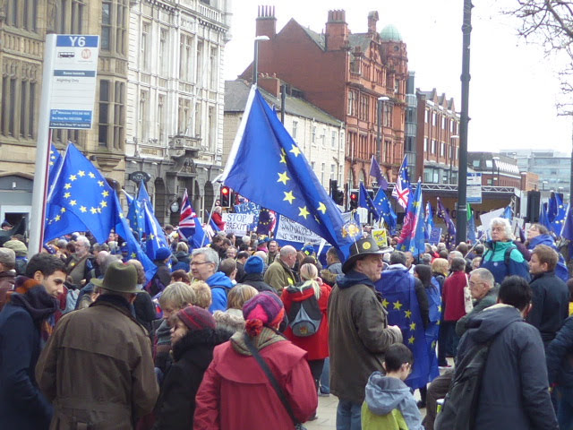 Leeds Recycling & March for Europe 061