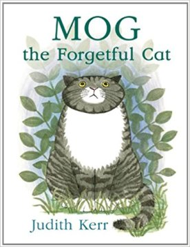 Judith Kerr: Mog the Forgetful Cat (Wikimedia Commons)