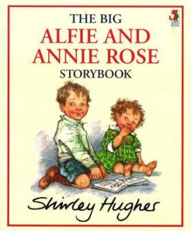 Shirley Hughes' Alfie books (Wikimedia Commons)